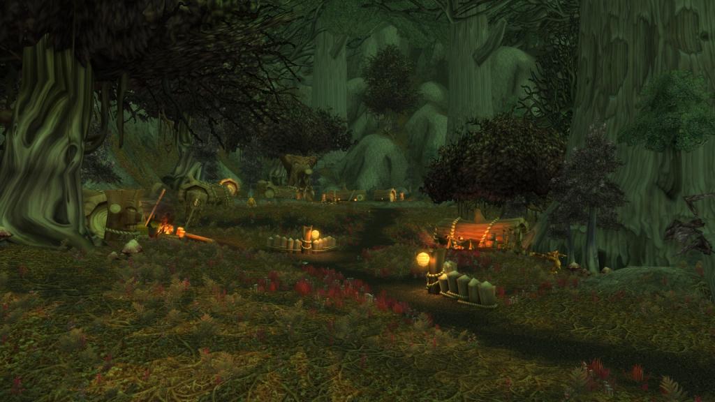 Деревня Мёртвого Леса